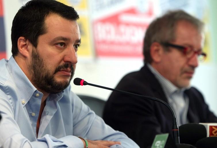 Patto per la Lombardia: rissa Salvini Maroni. M5S: è il vuoto assoluto