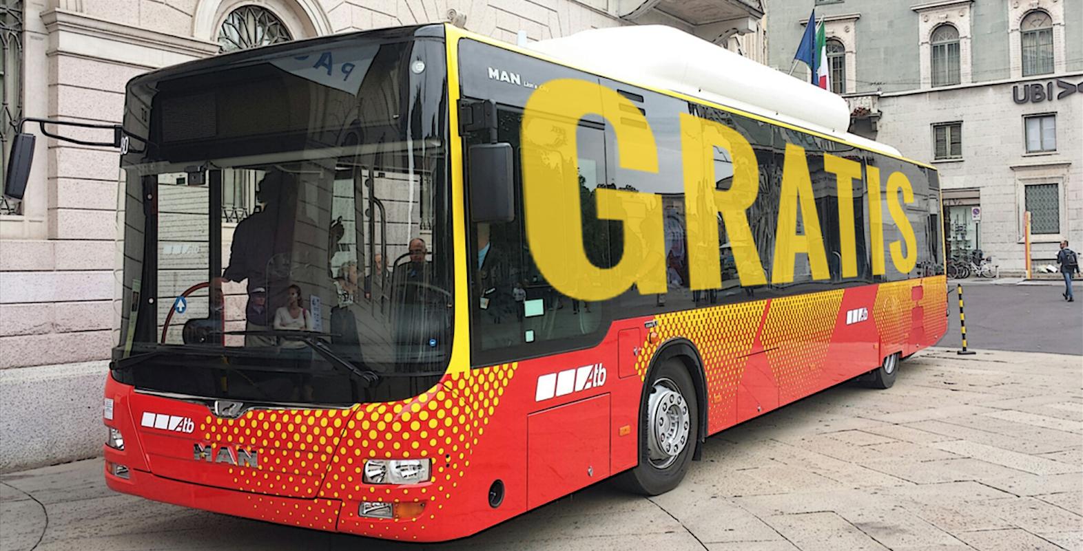 La proposta M5S anti-smog: mezzi pubblici gratis a Bergamo