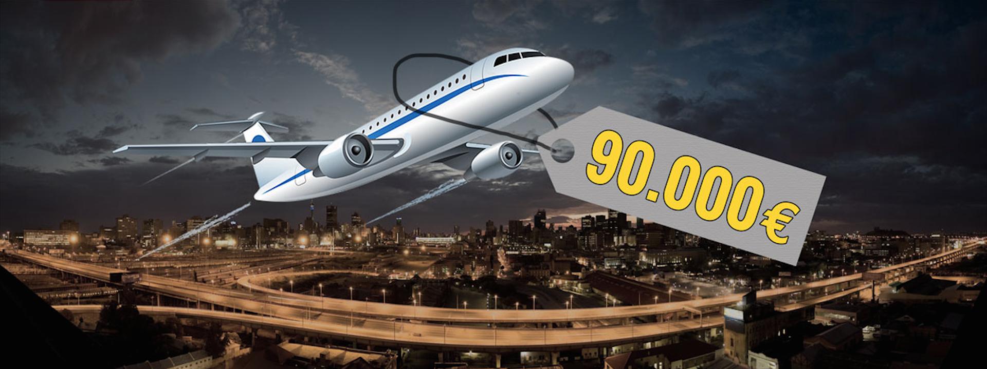 Oltre 90 mila euro per una missione a Johannesburg, ma solo 4 imprese rispondono