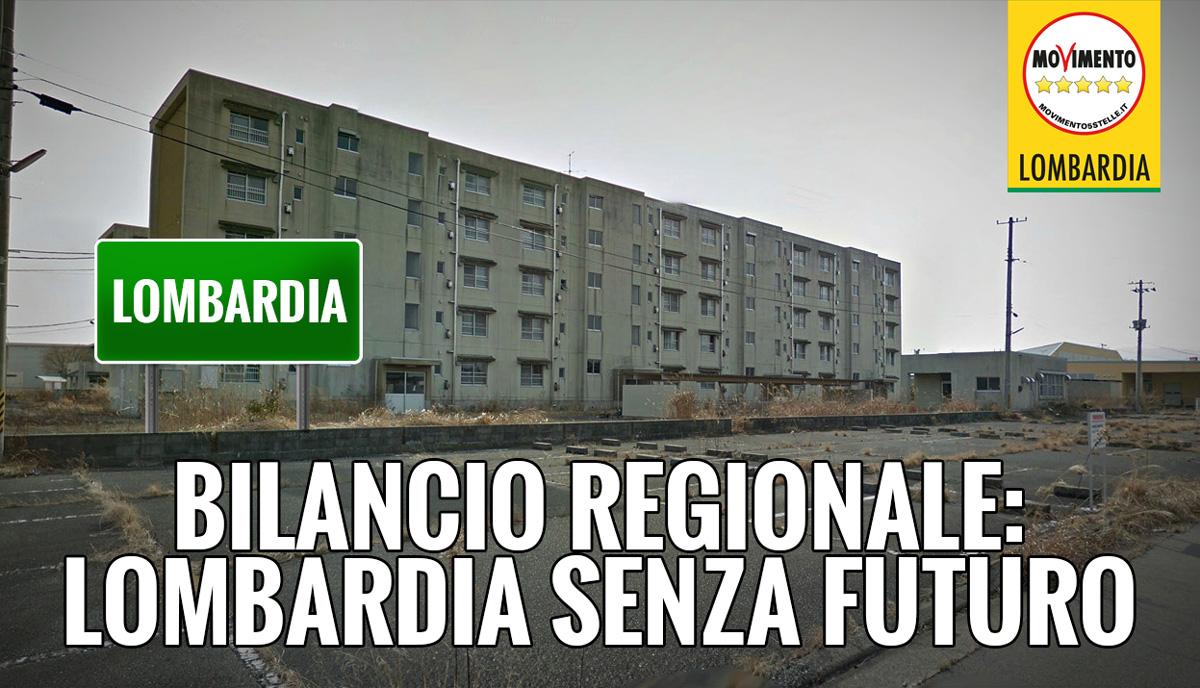 Bilancio regionale: tutti i problemi scaricati sulla prossima legislatura!