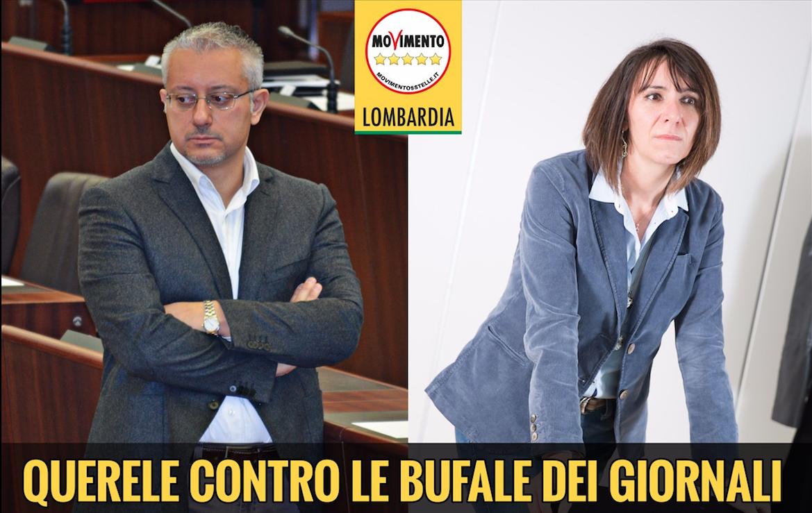 Bufale dei giornali sul M5S Lombardia, domani primo incontro: non molliamo!