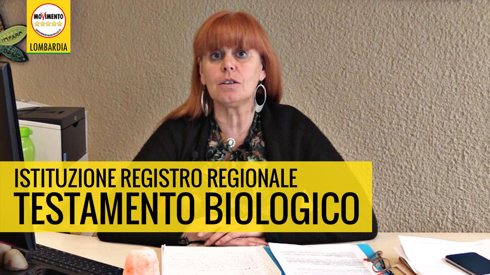 Testamento biologico: il M5S presenta la proposta di legge regionale.