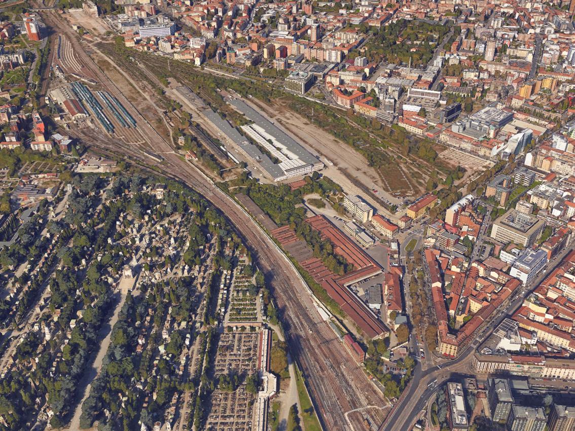 Scali ferroviari di Milano, la Lombardia tace
