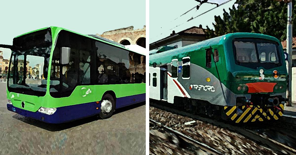 FNM, Ferrovie Nord fa shopping d'autobus a Verona, verifichi la CONSOB