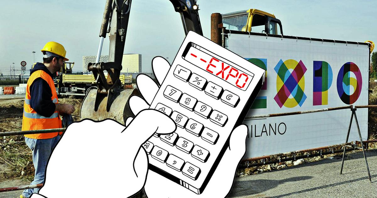 Expo, il caos dei 3 milioni di biglietti venduti e non pagati.