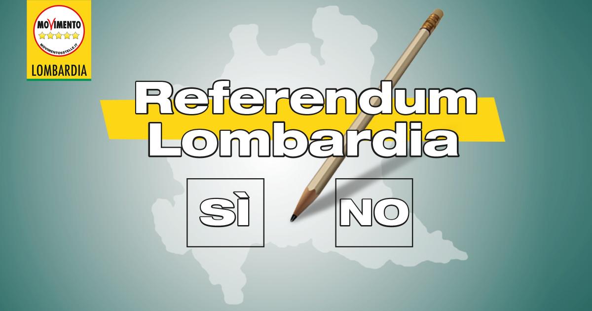 Referendum Lombardia: persi due anni e miliardi di euro.