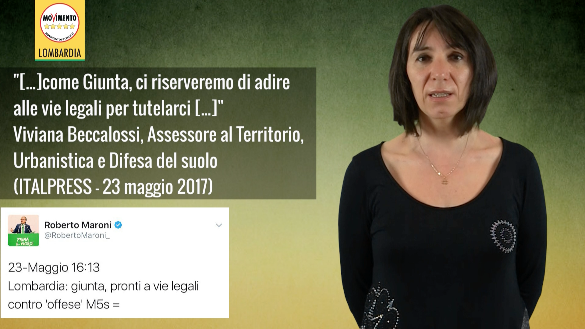 Opposizione al consumo di suolo: l'Italia è una democrazia!