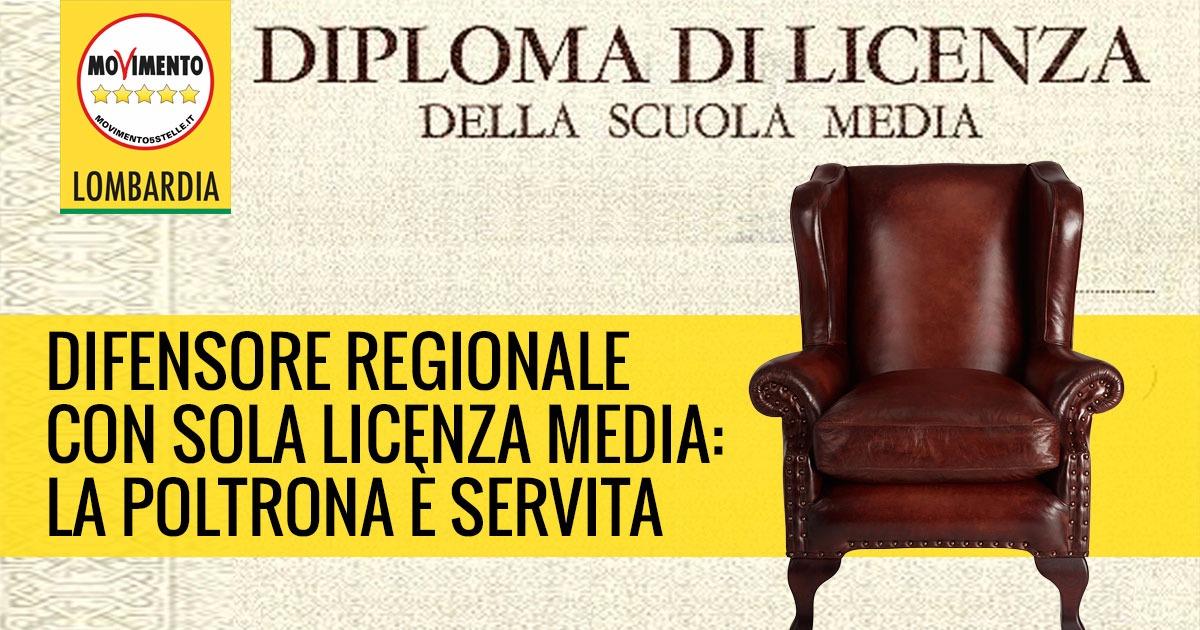 Difensore regionale, nomina indecente: Lega poltronificio a scapito delle competenze!