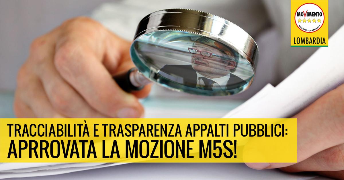Contratti pubblici, sì alle linee guida su trasparenza e tracciabilità.