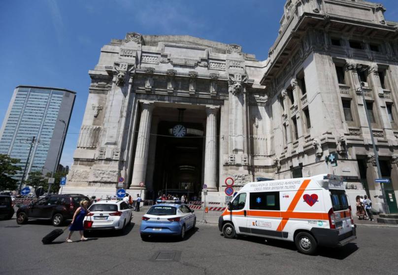 Altro agente ferito in Stazione Centrale: è ora di finirla con l'annuncite!