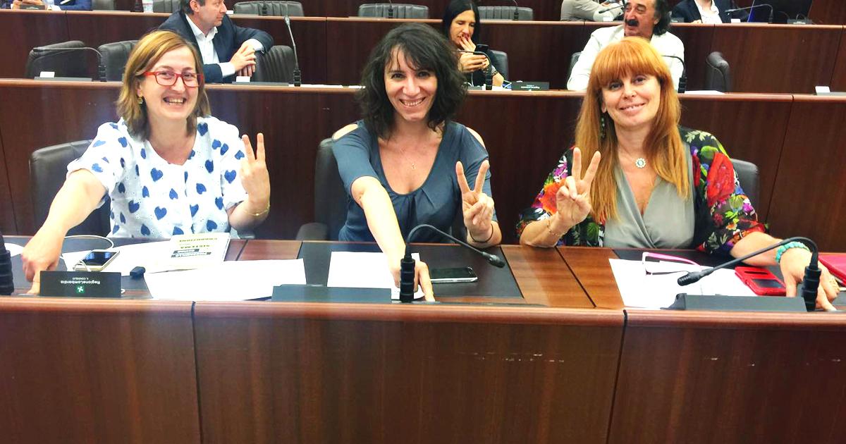 Vittoria per la trasparenza. Ottenuto il voto palese nominale per le votazioni ordinarie del Consiglio regionale.