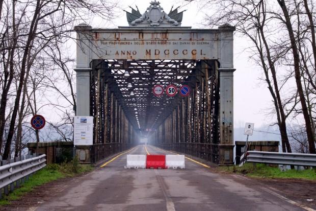 Nuovo Ponte della Becca, passata la festa gabbato lo Santo