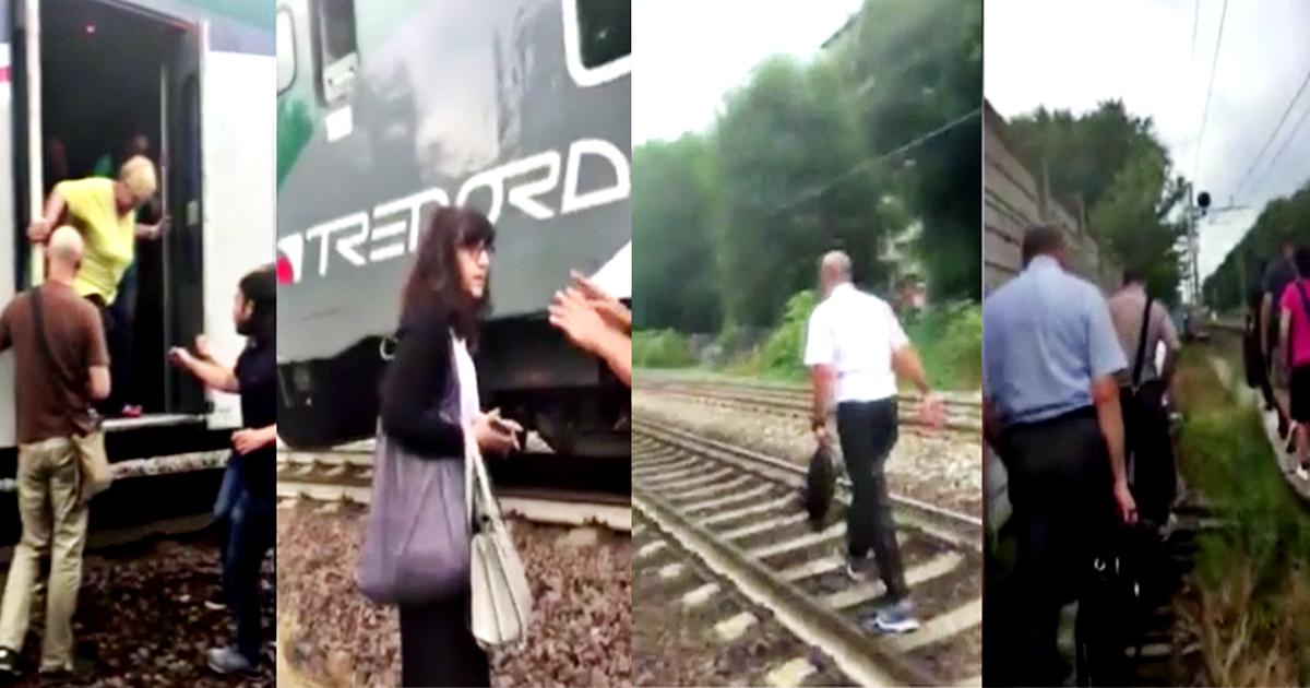 Inferno sui treni lombardi. Trenord non rispetta il contratto di servizio!