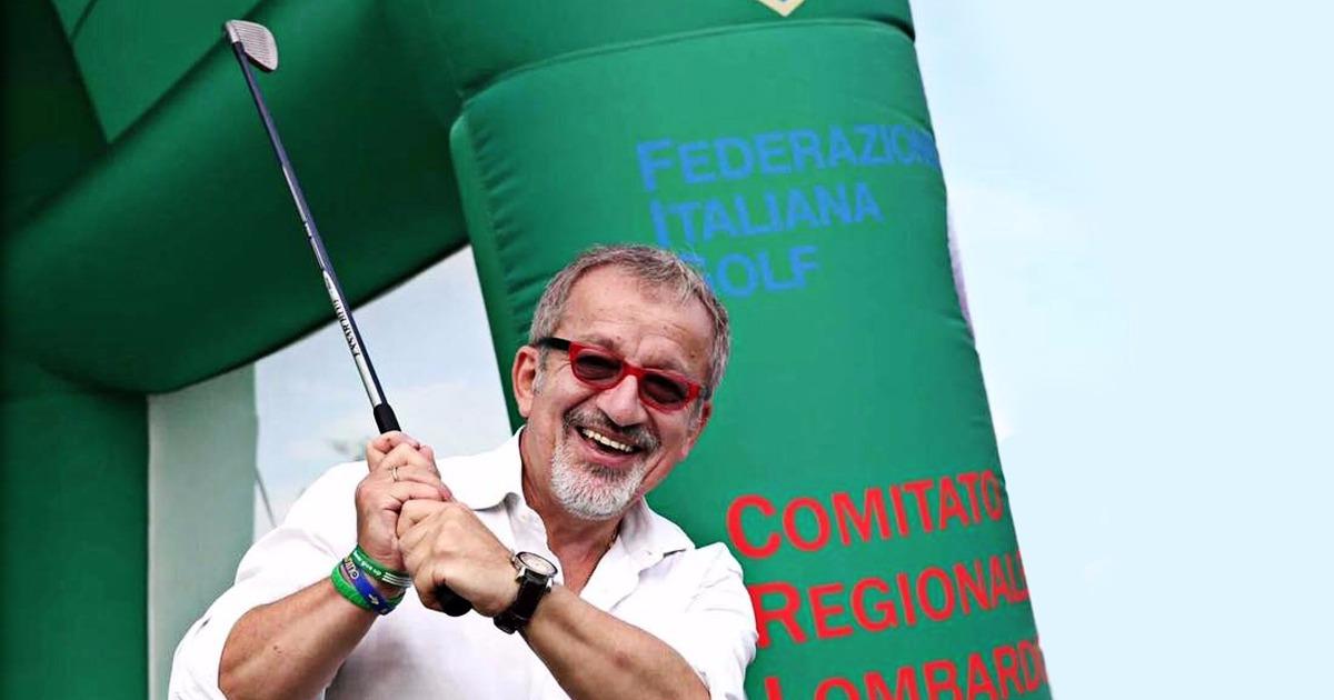 Il bilancio di Maroni: 500 mila euro al golf, briciole ai lombardi.