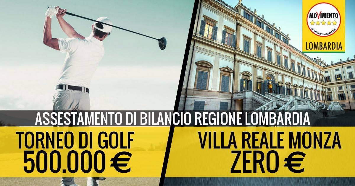 Bilancio 2017. Bocciate le proposte M5S per il territorio di Monza e Brianza.