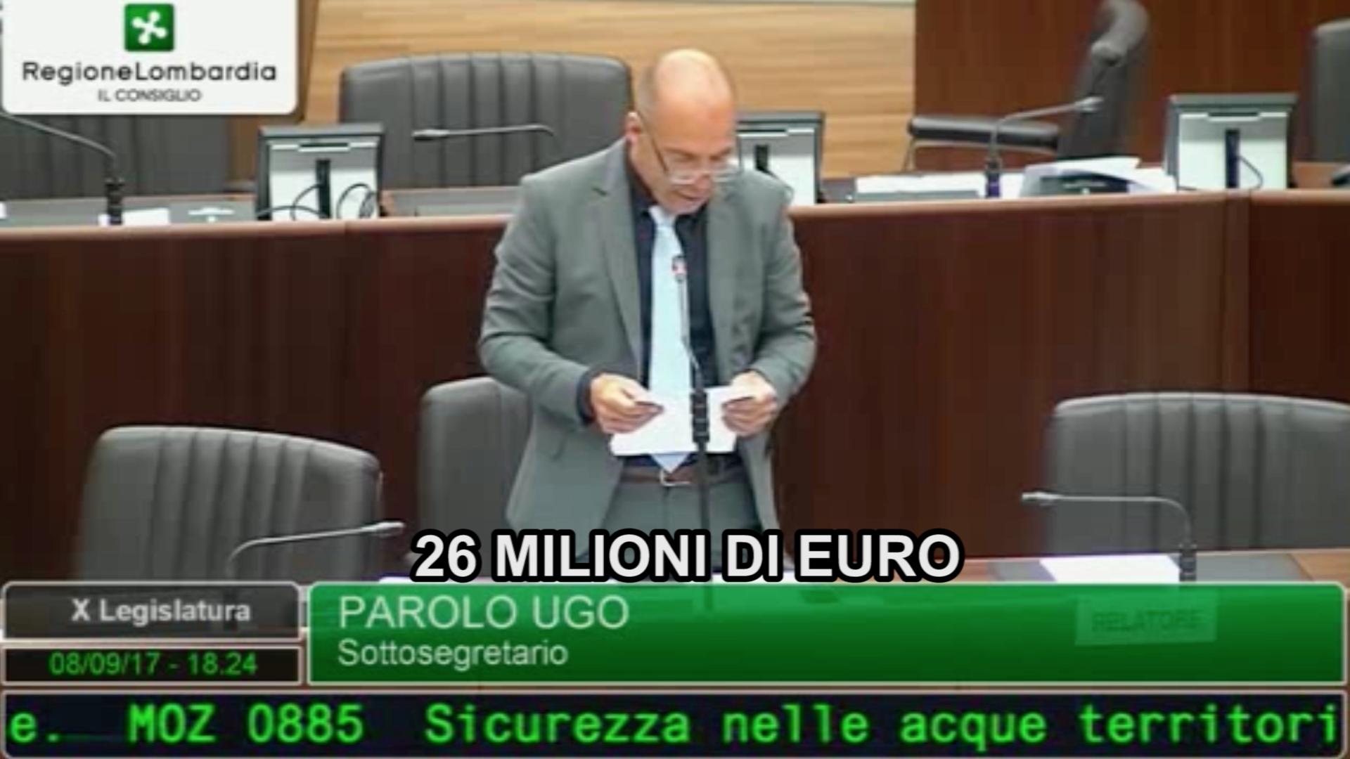 La Lega da i numeri: dichiara 26 milioni di finanziamento ma ne stanzia solo 26 mila!