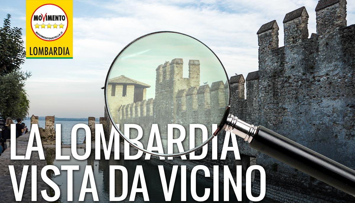 La #LombardiaDaVicino. Segnalaci le esigenze del tuo territorio.