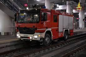 Un mezzo per i vigili del fuoco di Luino, emendamento al bilancio regionale