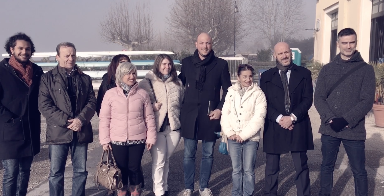 Dario Violi a Varese ad ascoltare le esigenze di questo bellissimo e importante territorio