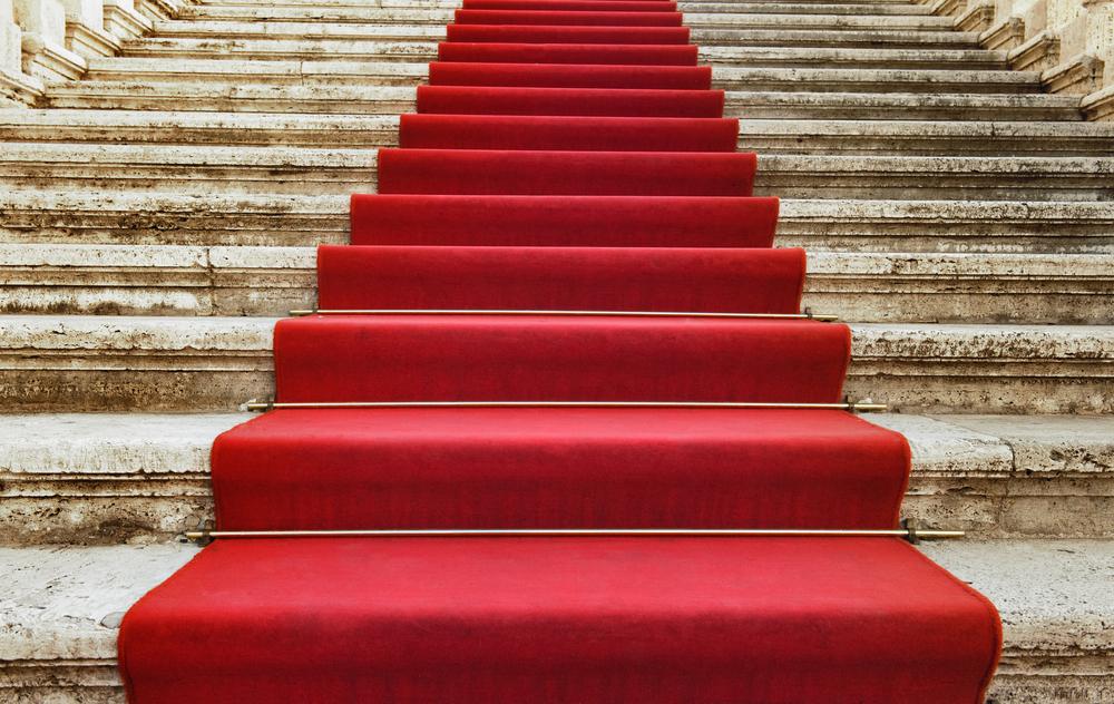 Fontana è interessato solo alle passerelle con tappeto rosso!