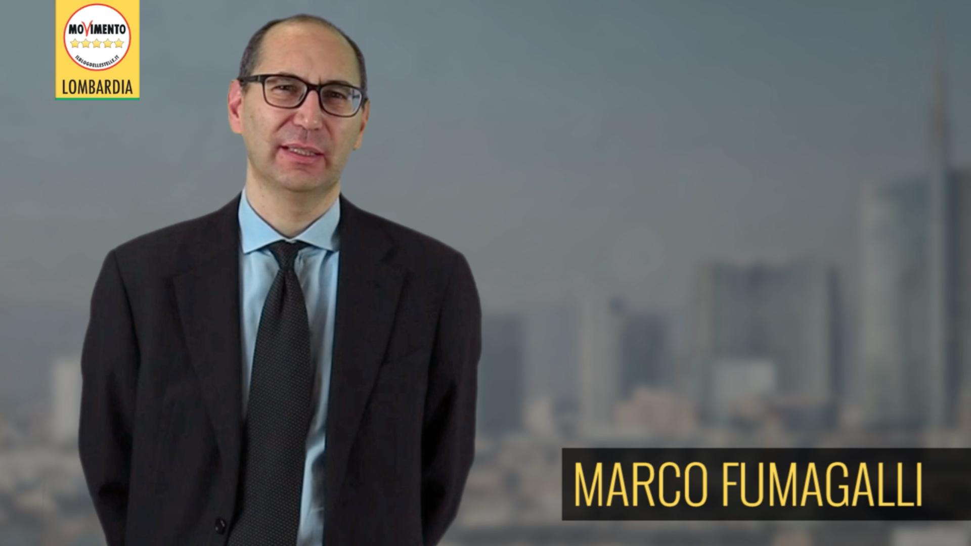 Conosciamo i consiglieri regionali: Marco Fumagalli