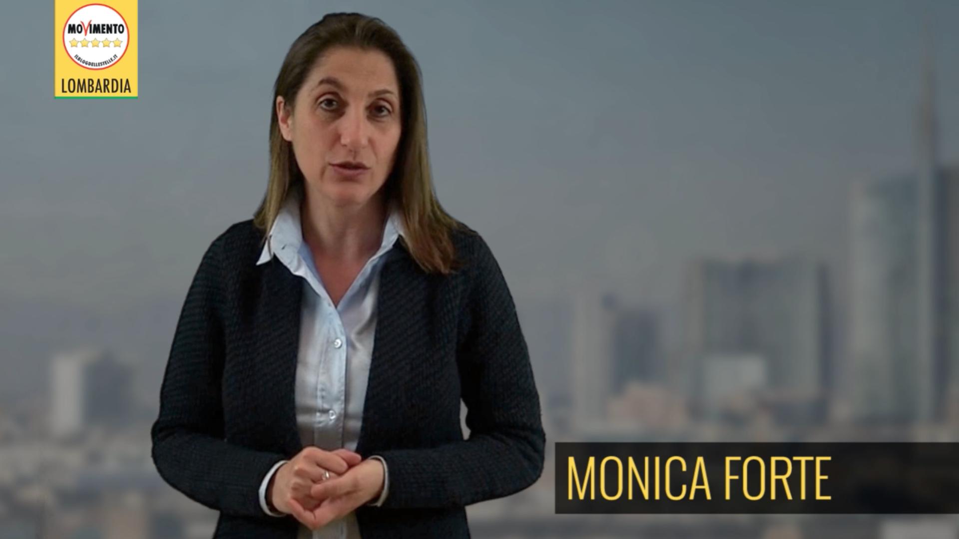 Conosciamo i consiglieri regionali: Monica Forte