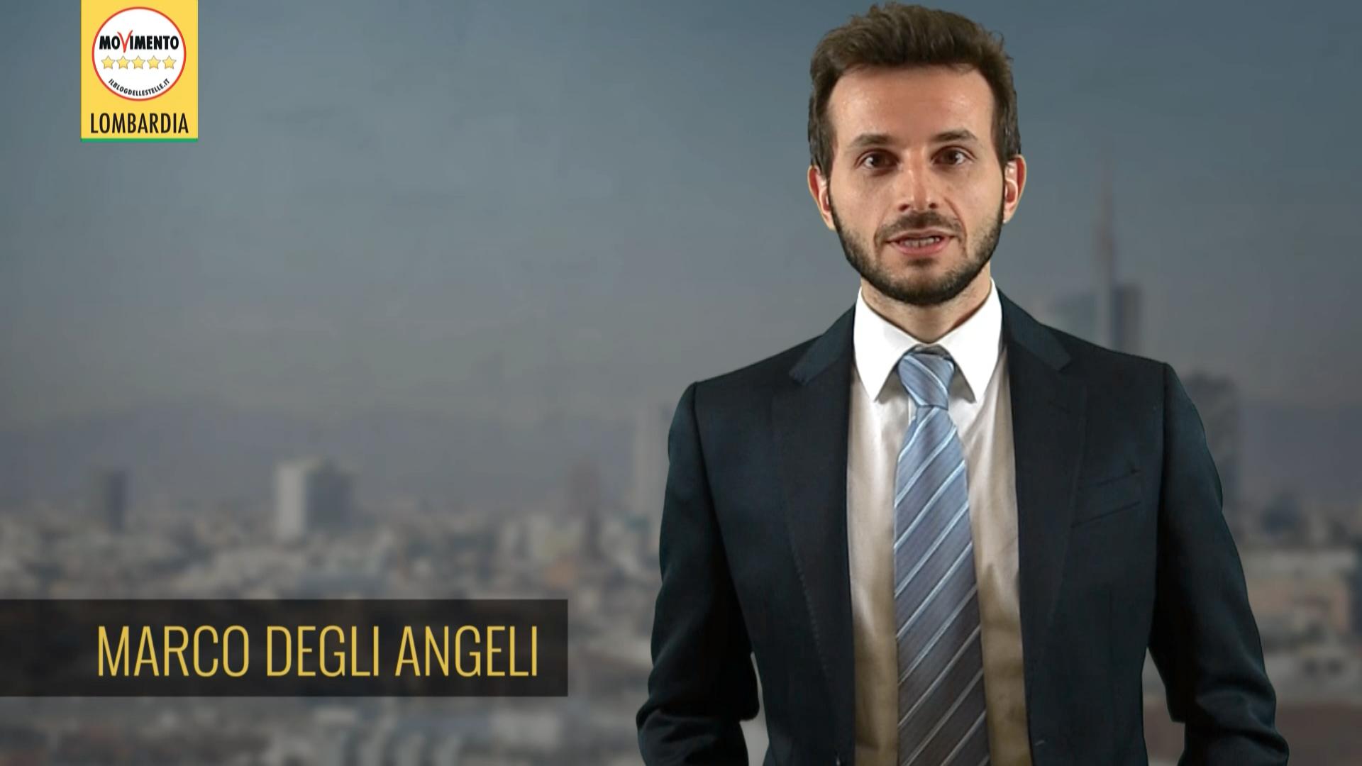 Conosciamo i consiglieri regionali: Marco Degli Angeli