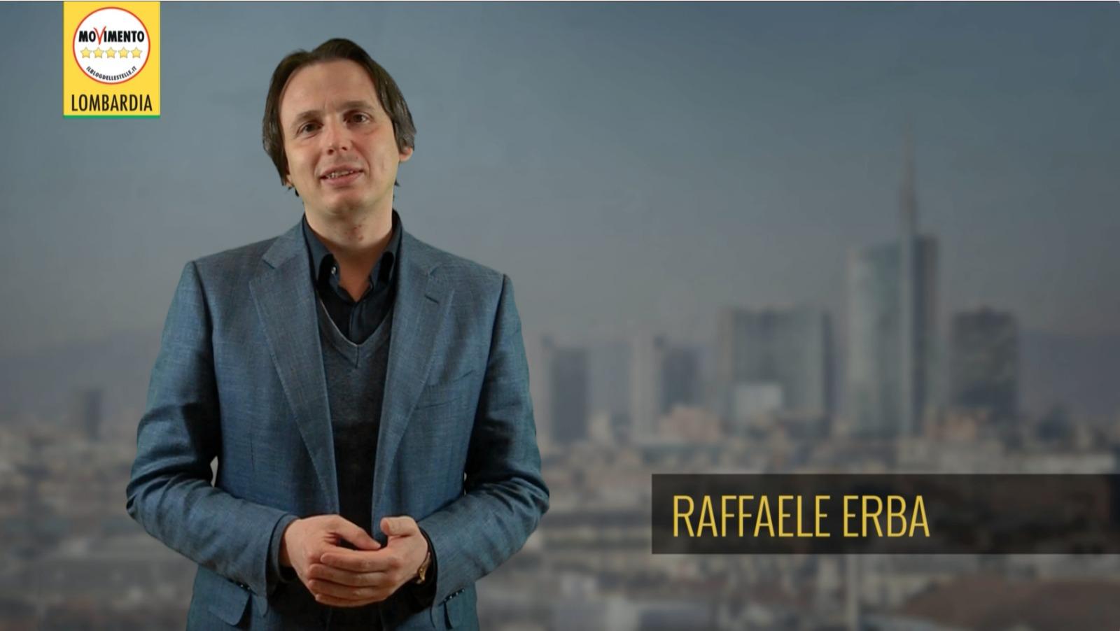 Conosciamo i consiglieri regionali: Raffaele Erba