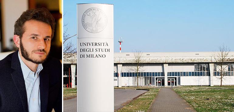 Il neoconsigliere Degli Angeli scrive al rettore Vago: Informatica resti a Crema, l'università è un valore per il territorio.