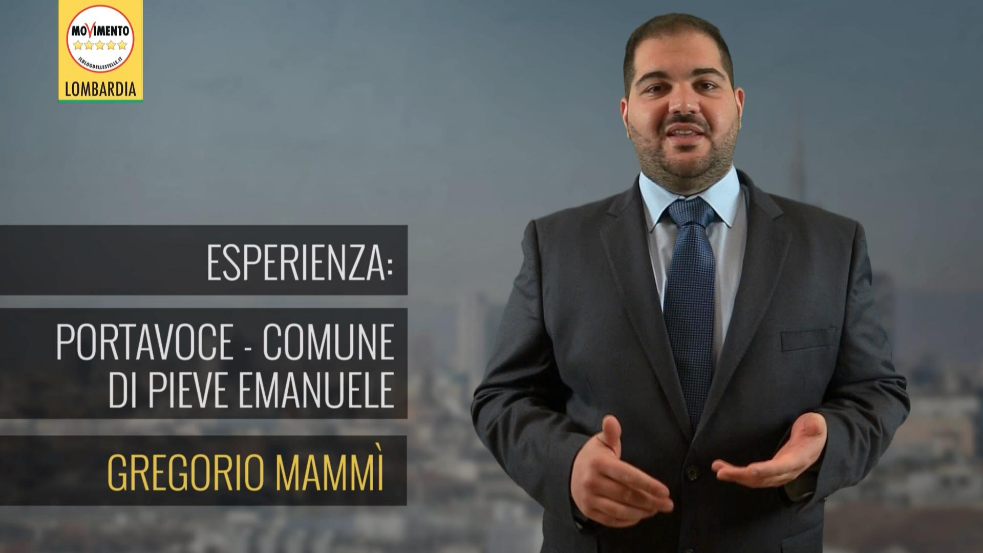 Conosciamo i consiglieri regionali: Gregorio Mammì