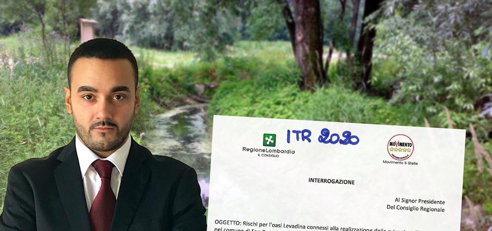 Oasi Levadina a rischio: il M5S al fianco delle associazioni ambientaliste
