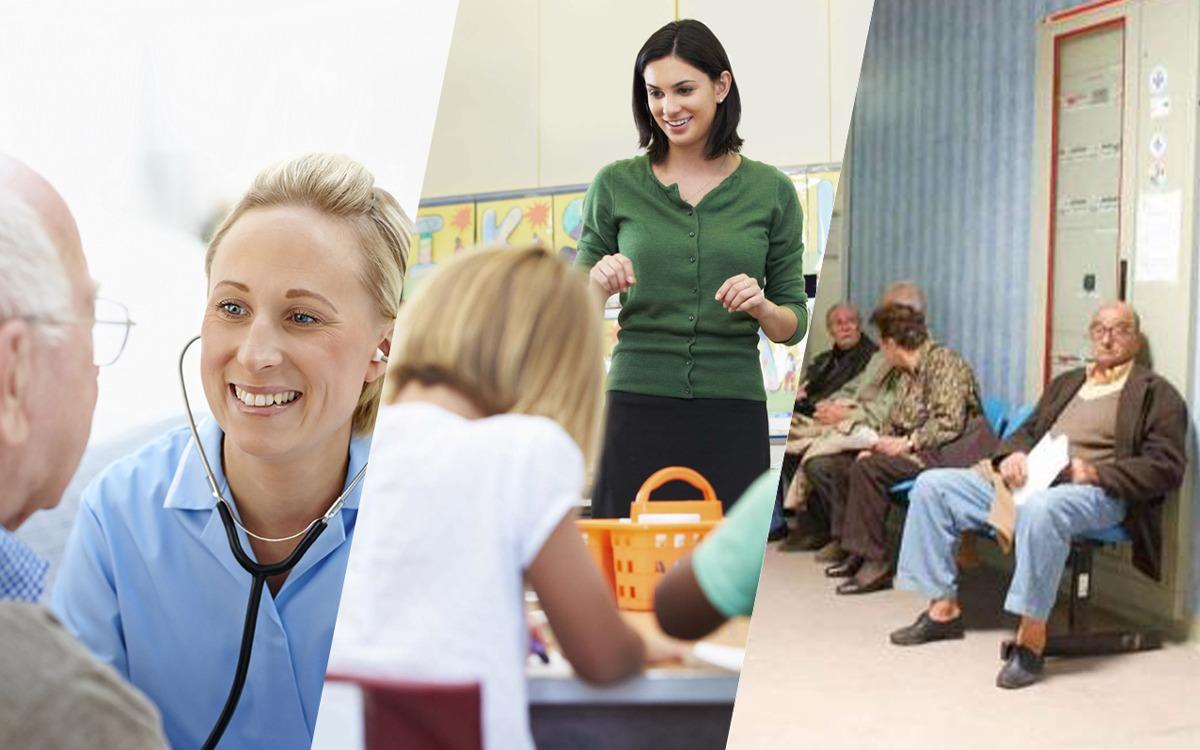 Agenda comune di prenotazione, geriatria di base, psicologo a scuola: no alle proposte del M5S