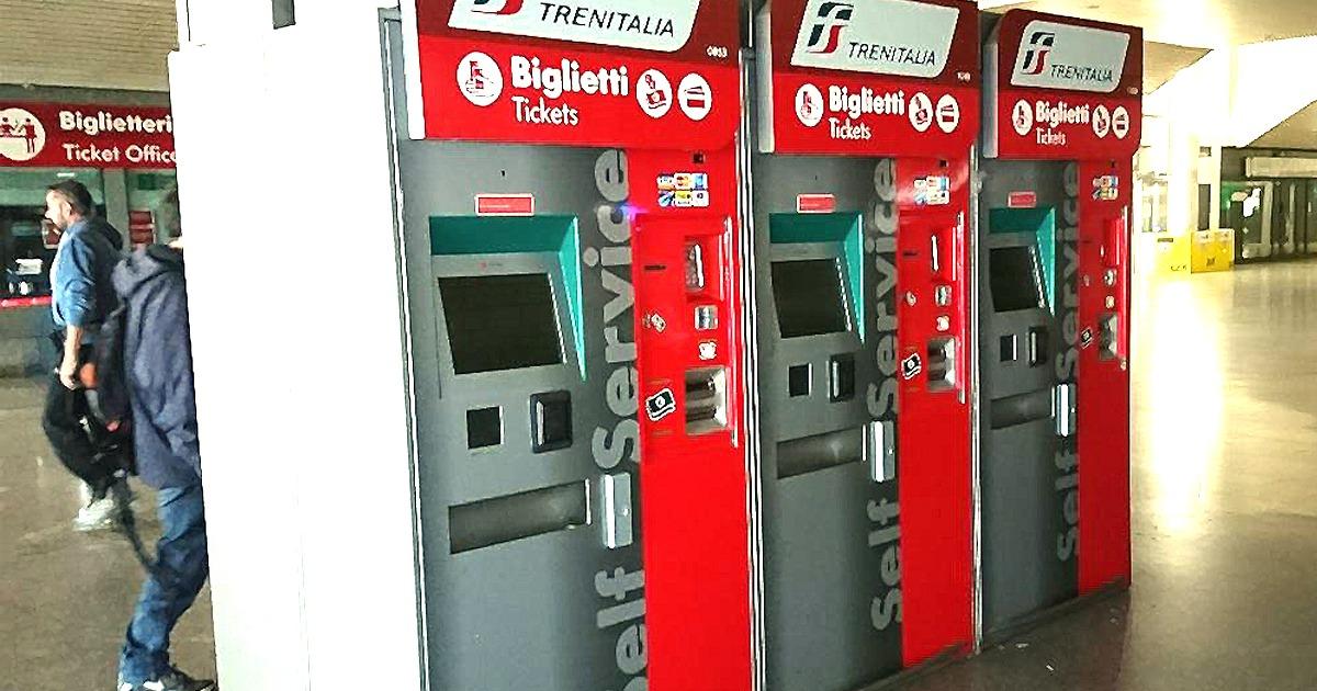 Sciopero Trenitalia: preoccupa carenza personale biglietterie