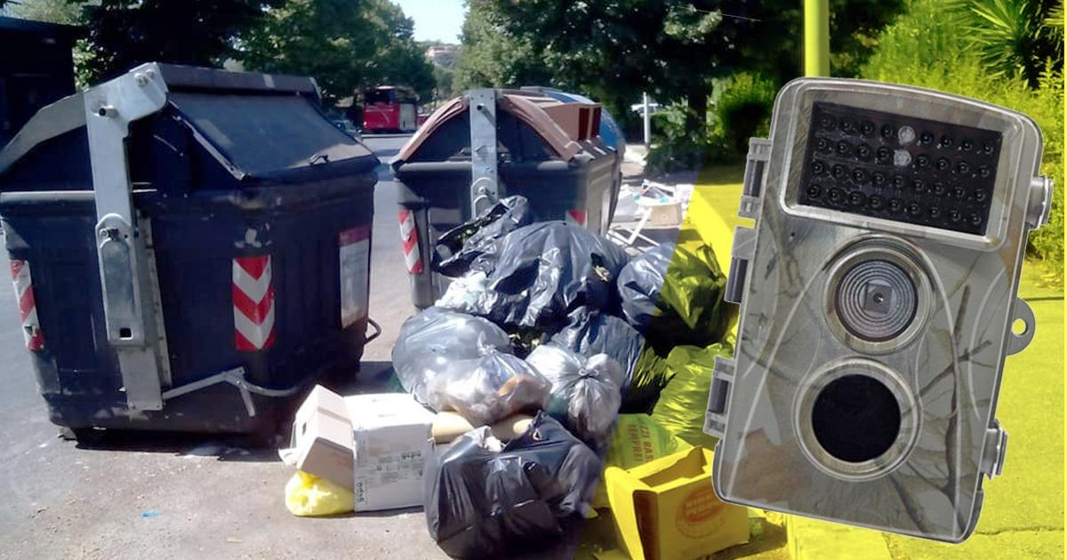 BILANCIO. Fototrappole contro l'abbandono dei rifiuti: approvata la proposta del M5S
