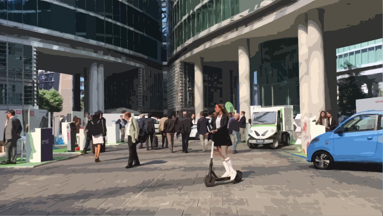 Il Movimento 5 Stelle a E-mob, la conferenza della mobilità elettrica