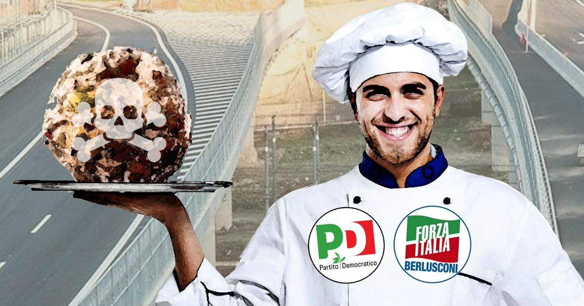 Tangenziale di Como, la polpetta avvelenata di Pd e Forza Italia per il ministro Toninelli
