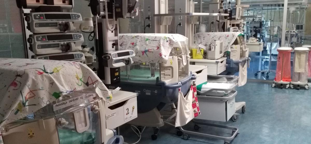 Terapia intensivia neonatale al San Carlo: mezzo milione per un reparto mai nato