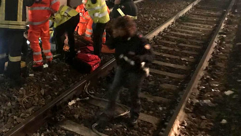 Operaio ucciso dal treno sulla Milano Brescia. Cordoglio e accertare con urgenza le cause