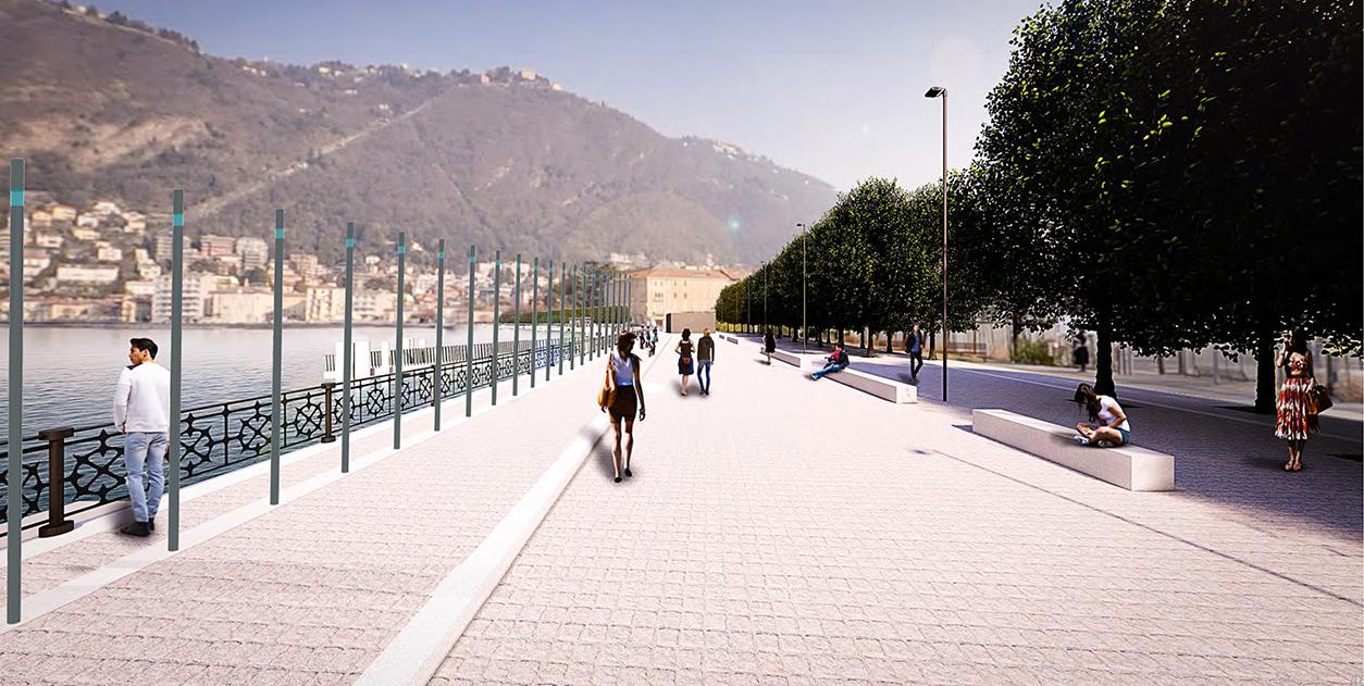 Paratie Lago di Como, il progetto di Regione fa già acqua. L'alternativa c'è ed è più sostenibile, la proposta M5S