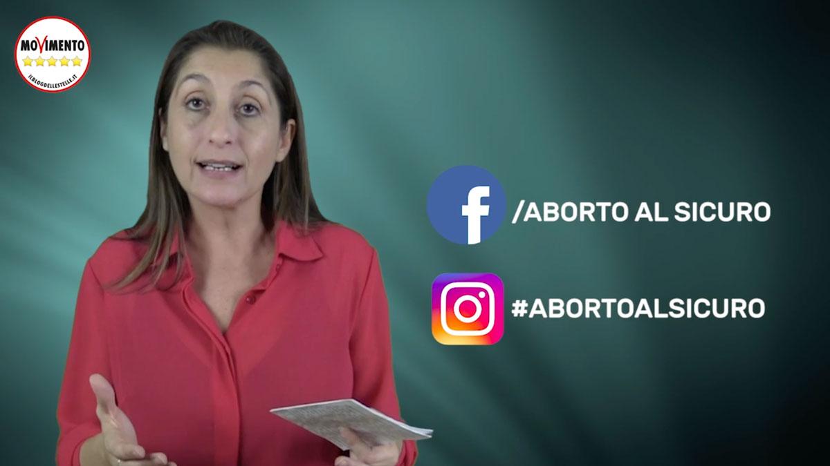 Il M5S aderisce alla campagna #AbortoAlSicuro