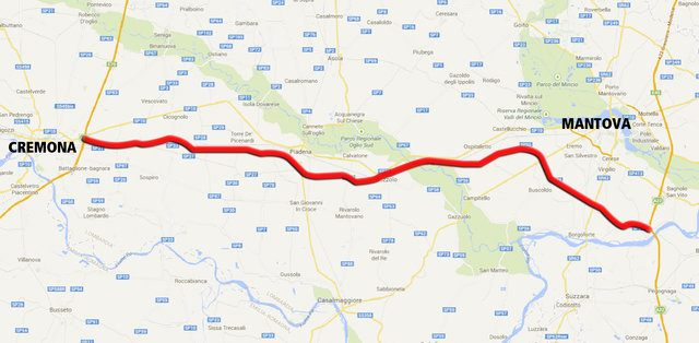 NO all'Autostrada Cremona – Mantova, Sì alla riqualificazione della SS 10