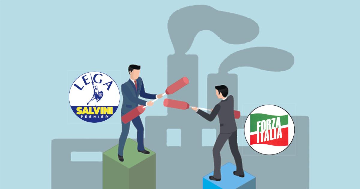 Inceneritore Silea Lecco: Lega e Forza Italia si votano contro