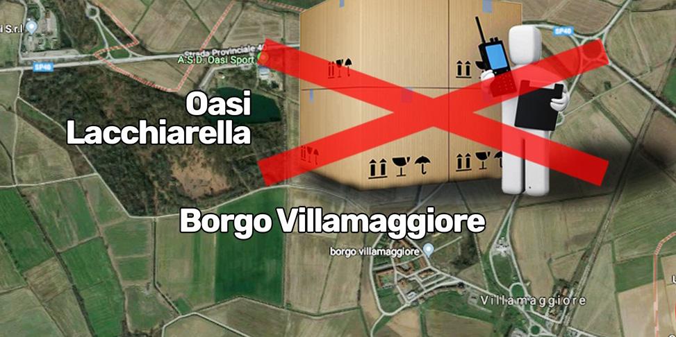 Nuova mega logistica Carrefour a Lacchiarella: interrogazione M5S per fermare consumo di suolo e aumento traffico