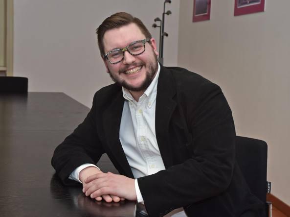 Nicholas Anesa candidato sindaco di Bergamo del M5S