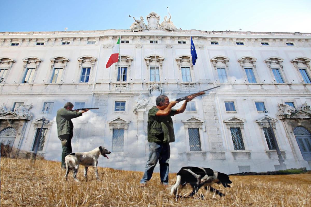La legge lombarda sulla caccia rinviata alla Corte Costituzionale