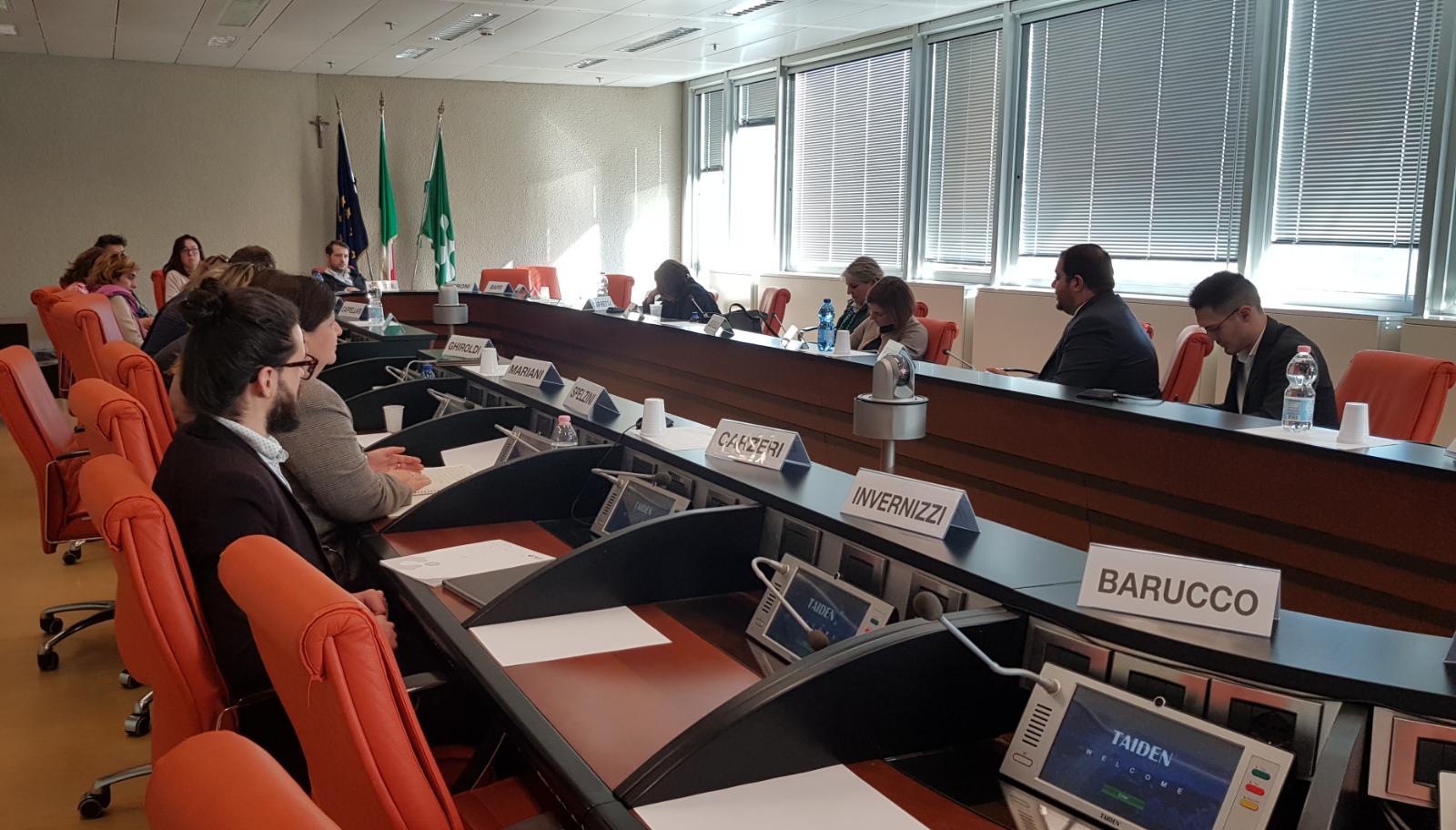 Infermiere di famiglia, primi passi in Commissione regionale