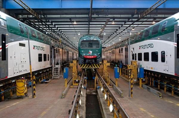 Trenord vieta al portavoce M5S la visita all'impianto di manutenzione di Cremona