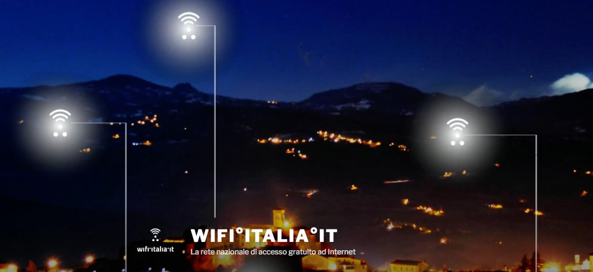 """Parte il progetto """"Piazza WiFi Italia"""", riduciamo il gap digitale e rilanciamo i territori"""