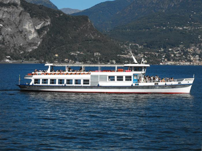 Regionalizzato il servizio di navigazioni dei laghi
