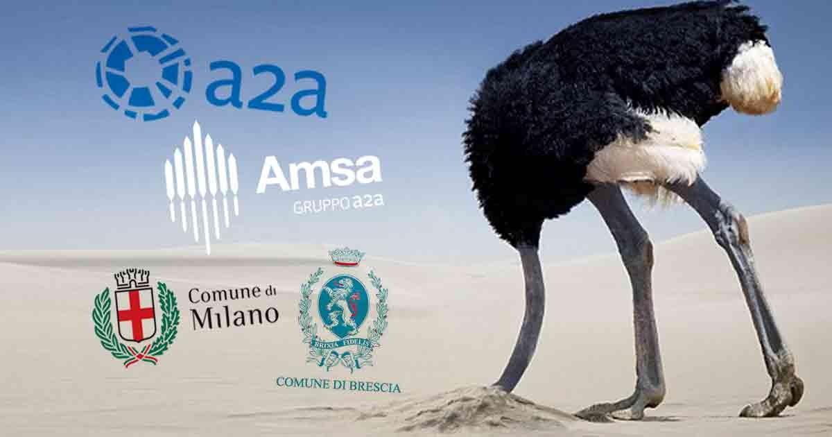 Corruzione. A2A e AMSA, Milano e Brescia non hanno nulla da dire?